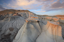 The Bisti Badlands, New Mexico