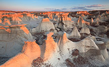 The Bisti Badlands II, New Mexico
